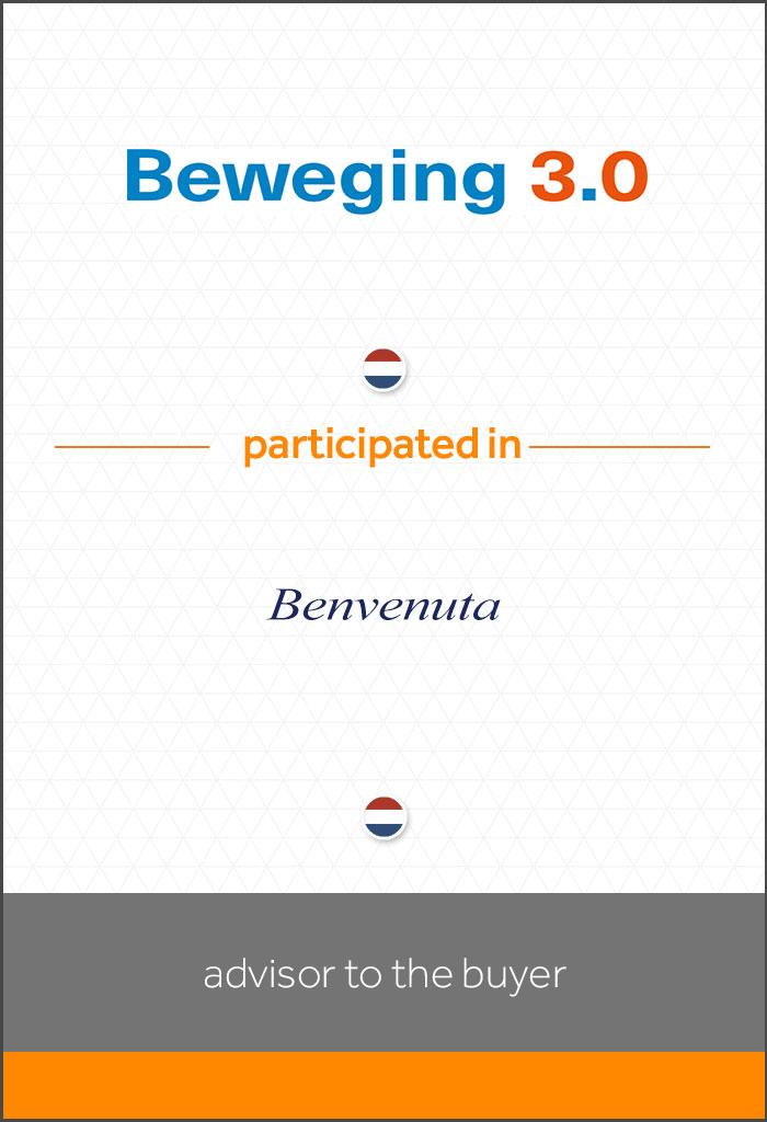 Beweging-3-participated in-Benvenuta
