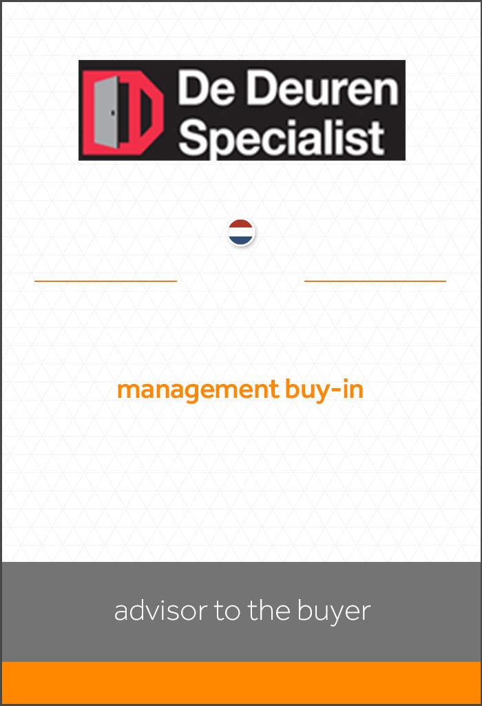 De-Deuren-Specialist-Managegement-buy-in
