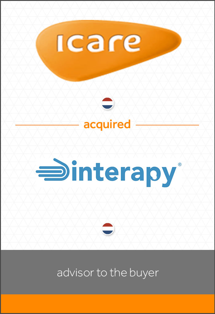 transactie-Stichting-Icare-acquired-Interapy-BV