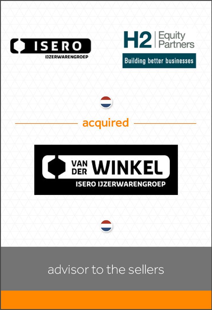 overname-Van-der-Winkel-door-Isero-H2-Equity-Partners