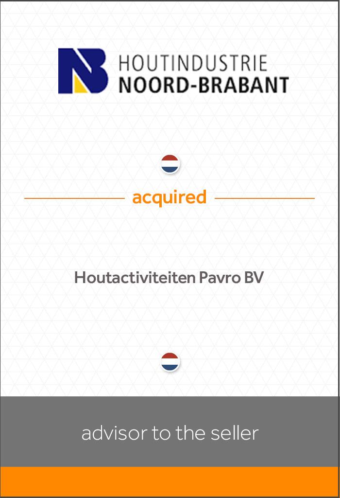 transactie-overname-Houtactiviteiten-pavro-door-Houtindustrie-Noord-Brabant
