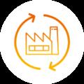 Orange CF - industrie sector